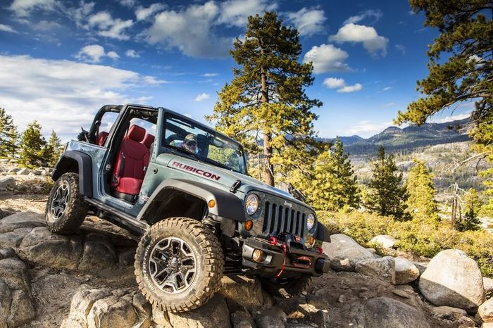 jeep, wrangler rubicon, 10th anniversary, anniversary edition