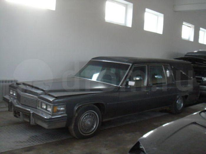 cadillac fleetwood, продажа авто, объявление о продаже, катафалк