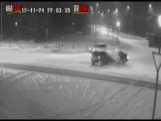 Подборка автоаварий - 6