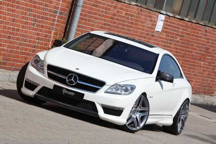 unicate, mercedes-benz cl63 amg