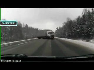 Декабрьская подборка дорожных происшествий