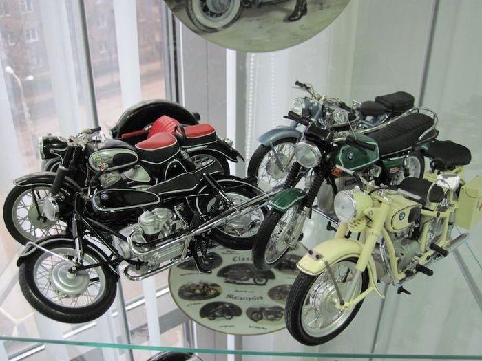 модель мотоцикла, коллекция мото, частная коллекция, мотоцикл