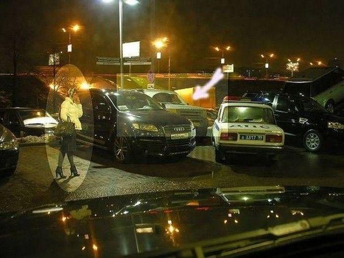 баба за рулем, тп, женская парковка