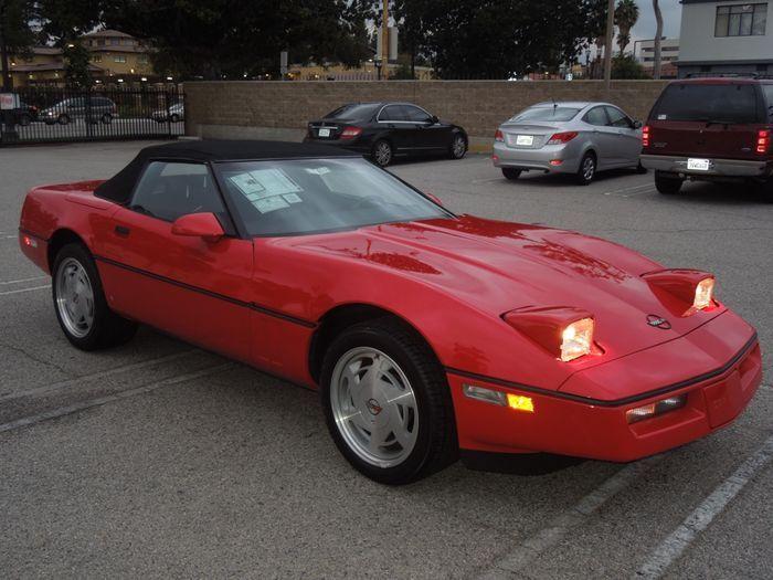 найдено на ebay,   продажа авто, corvette c4, машину угнали, угон авто