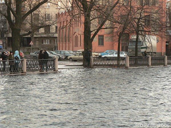 картинки последнего наводнения в спб них появляется