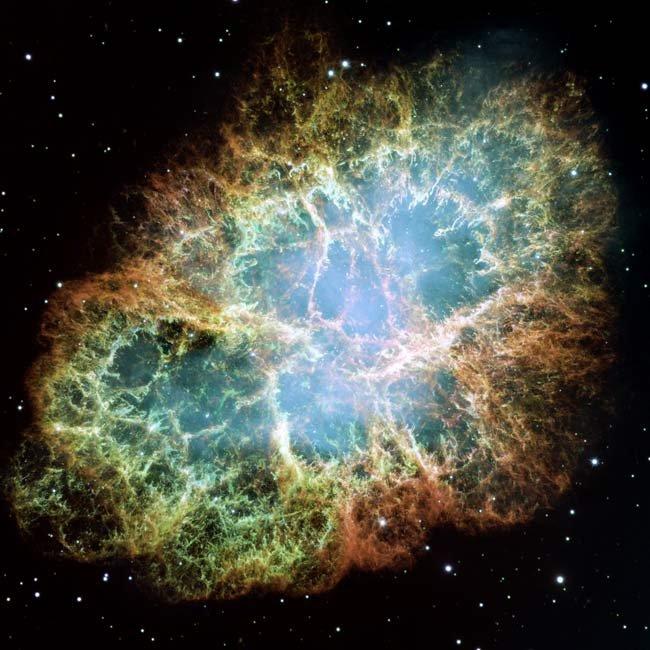 Новые галактики (2 фото)
