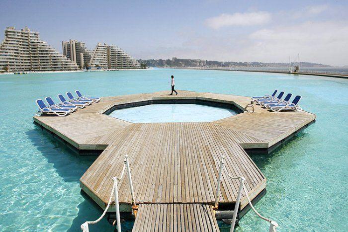 Самый большой бассейн в мире (7 фото)
