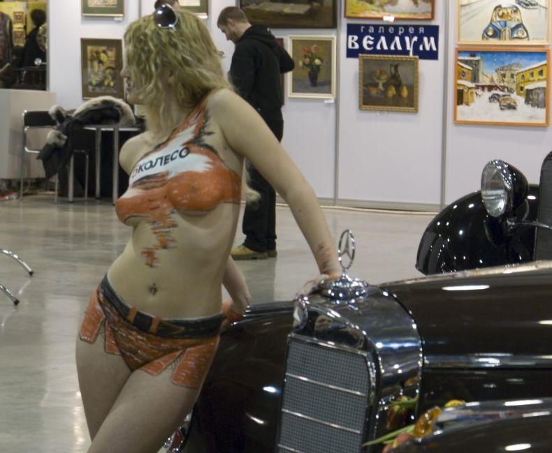 вашего умишка голые девушки на выставке знаешь, ненавидеть
