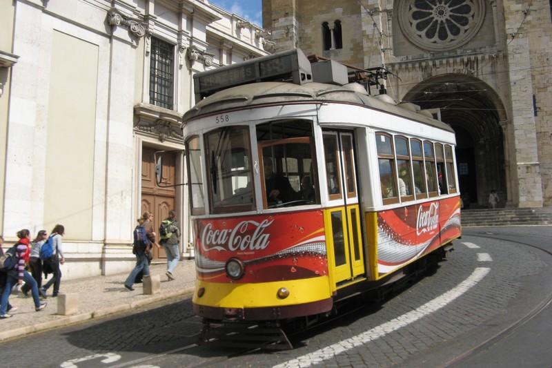 Трамваи разных стран и городов (41 фото)