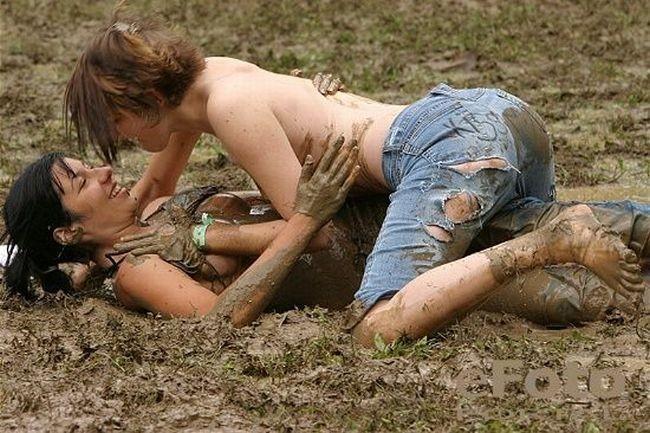 Эротика грязь