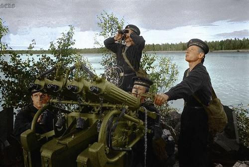 ВМС, 1941
