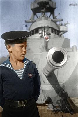 Великая Отечественная Война в цвете (41 фото)