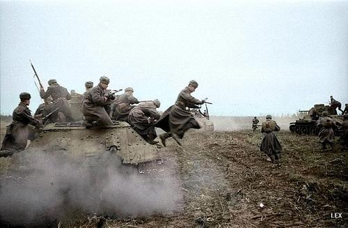 Польша, 1944