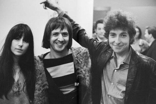 Bob Dylan, Cher and Sonny