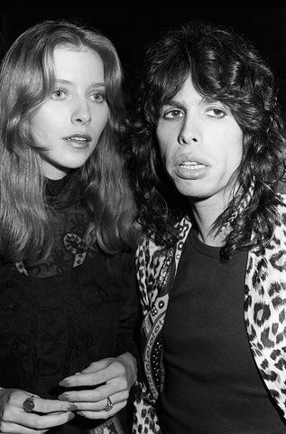 Bebe Buell And Steven Tyler