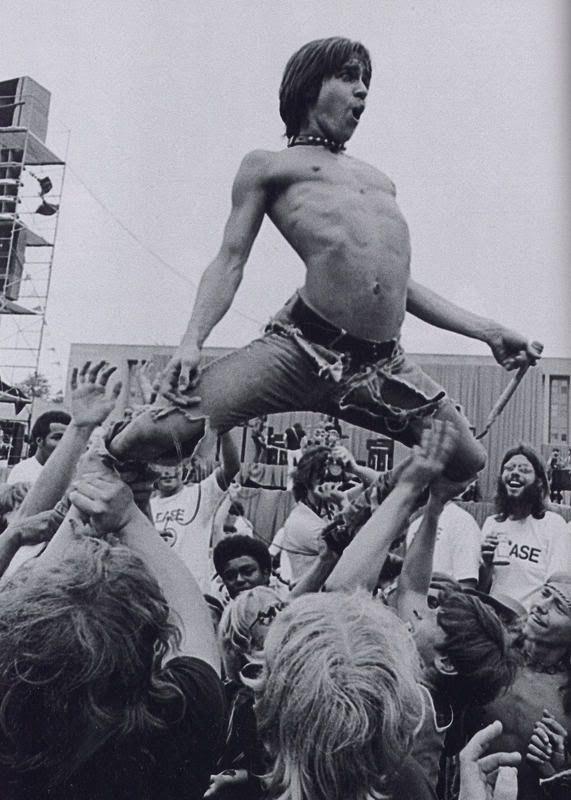 Iggy Pop, 1970
