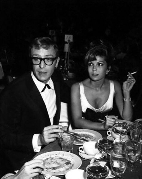Michael Kane and Nancy Sinatra