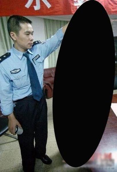 Китайская подделка проститутки (6 фото)