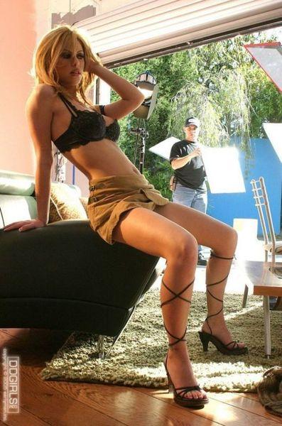 Как происходит эротическая фотосессия (43 фото НЮ)