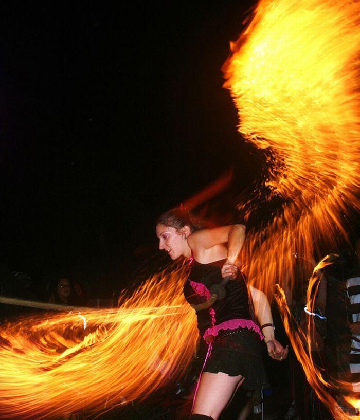 Танцы согнем (18 фото)