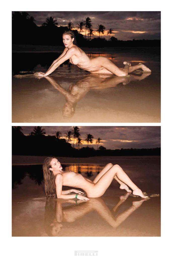 Эротический календарь Pirelli 2010 (29 фото НЮ)