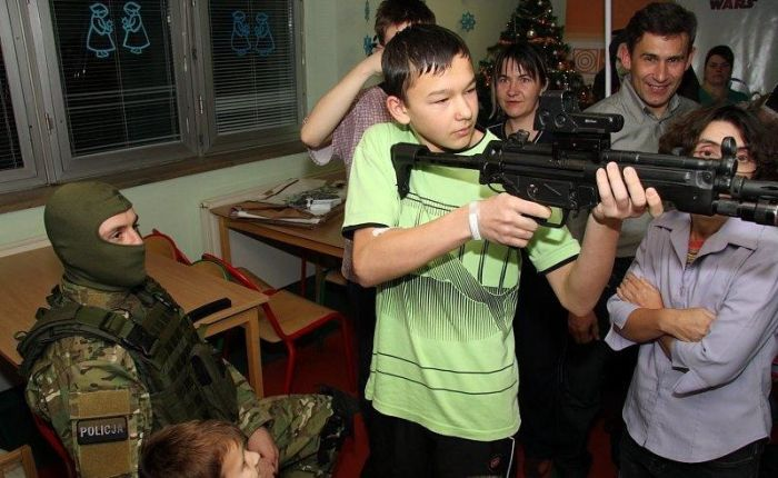 Польская новогодняя традиция (12 фото)
