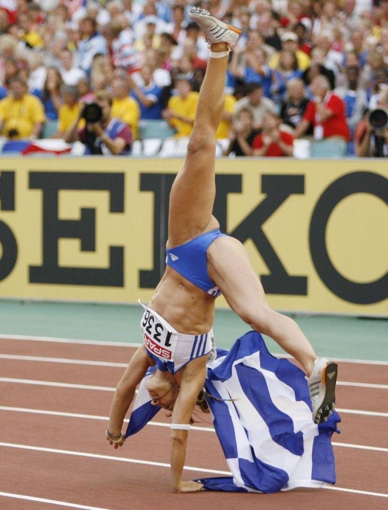 Все о женском спорте (20 фото)