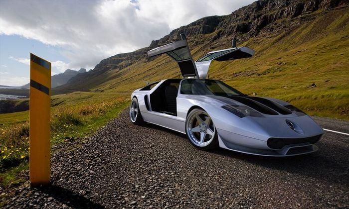 Ателье GWA создали Mercedes Ciento Once (16 фото)