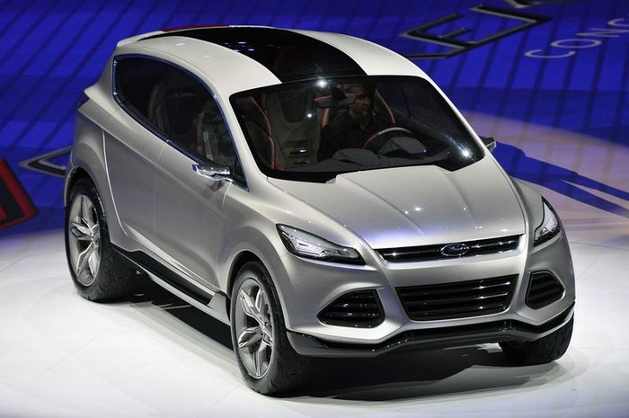 Новинка Vertrek Concept от компании Ford (25 фото)