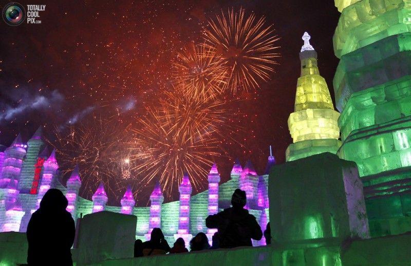 Фестиваль начинается 5 января и длится больше месяца, если погода, конечно, позволяет. (REUTERS/David Gray)