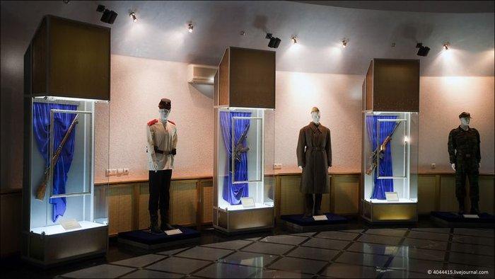 Музей Калашникова в Ижевске (17 фото)