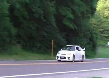 Тепловозный гудок на Honda Civic