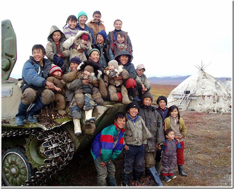 Чукотская земля (80 фото)