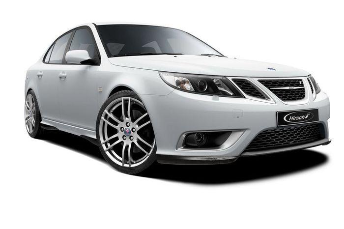 Saab совместно с Hirsch Performance AG будет выпускать тюнинг для моделей 9-3 и 9-5 (14 фото)