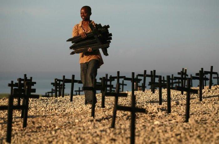 Гаити сегодня (40 фото)