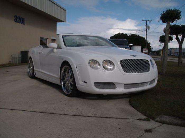 Bentley Continental GT всего за 21000$ (12 фото)