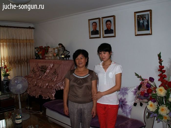 Простая жилплощадь КНДР (24 фото + текст)