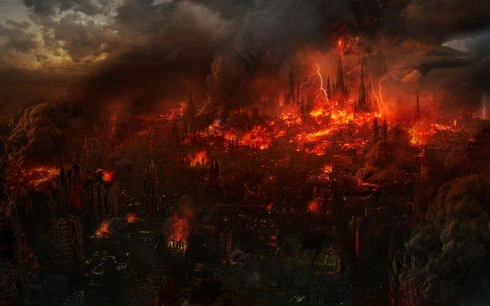 Апокалипсис (50 фото)