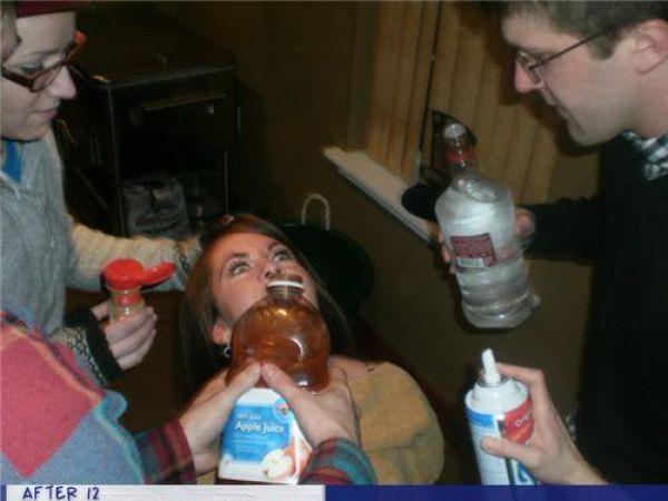Самые запоминающиеся моменты с вечеринок (29 фото)