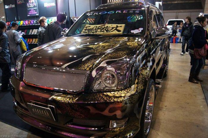 Международная японская автомобильная выставка в Токио (127 фото)
