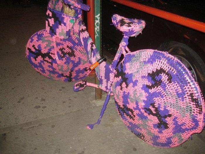 Велосипеды бывают такие разные (11 фото)