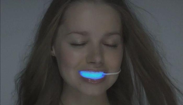 Красивая светящаяся улыбка (5 фото + видео)
