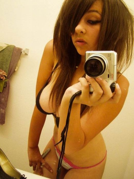 Self shot mirror girl pictures #8