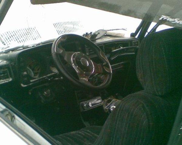 Спортивный руль (3 фото)