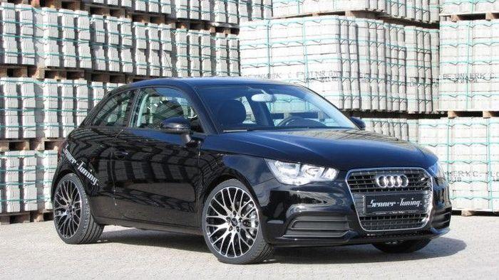 Ателье Senner прокачали Audi A1 1.4 TFSI (8 фото)