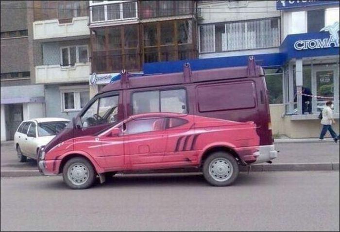 картинки смешные авто