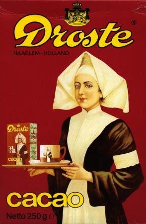 1. В этой подборке снимков широко используется эффект Дросте, получивший свое название от этикетки для пачки какао голландской марки Droste. Упаковка с этой картинкой была выпущена в 1904 г, термин «эффект Дросте» получил распространение в 1970-х годах, но сам изобразительный эффект намного старше.