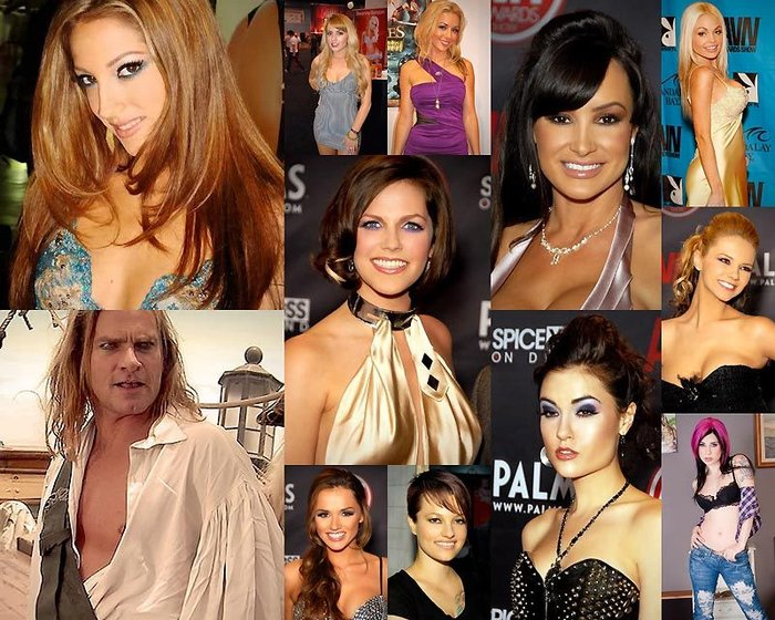 Изввестные порнозвезды