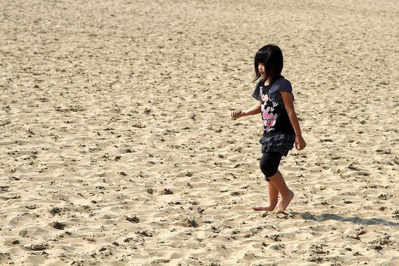На дворе был октябрь... но температура +25 и обжигающий песок под ногами заставляли забыть об этом...