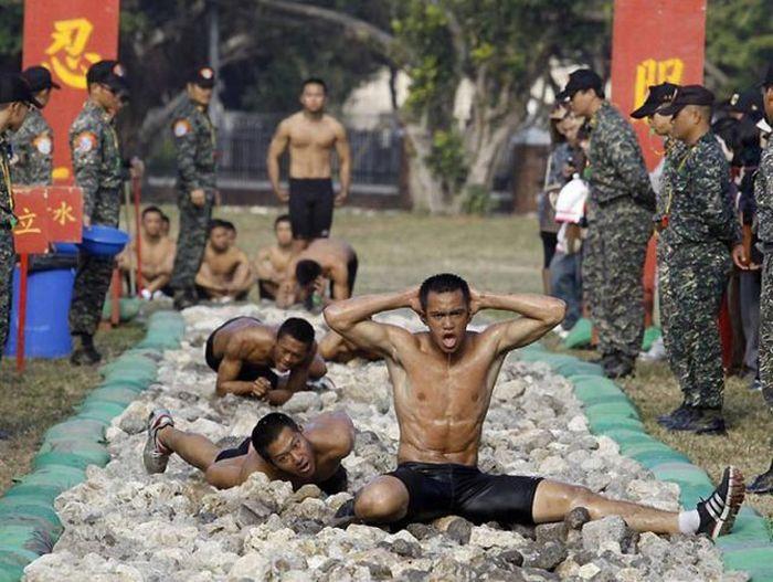 Армейский тест - дорога в рай (15 фото)